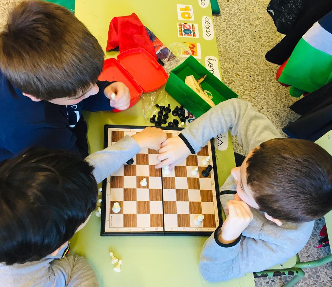 El ajedrez como herramienta para transmitir valores o desarrollar la inteligencia