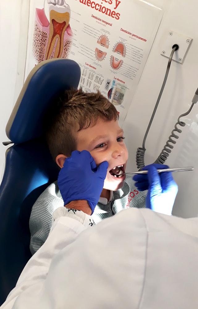 Cuidamos nuestra boca, cuidamos nuestra salud