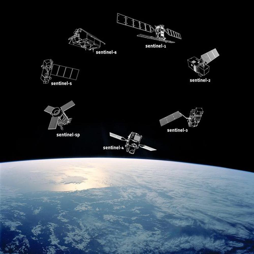 'Copernicus' en las aulas, la mirada de Europa sobre la Tierra