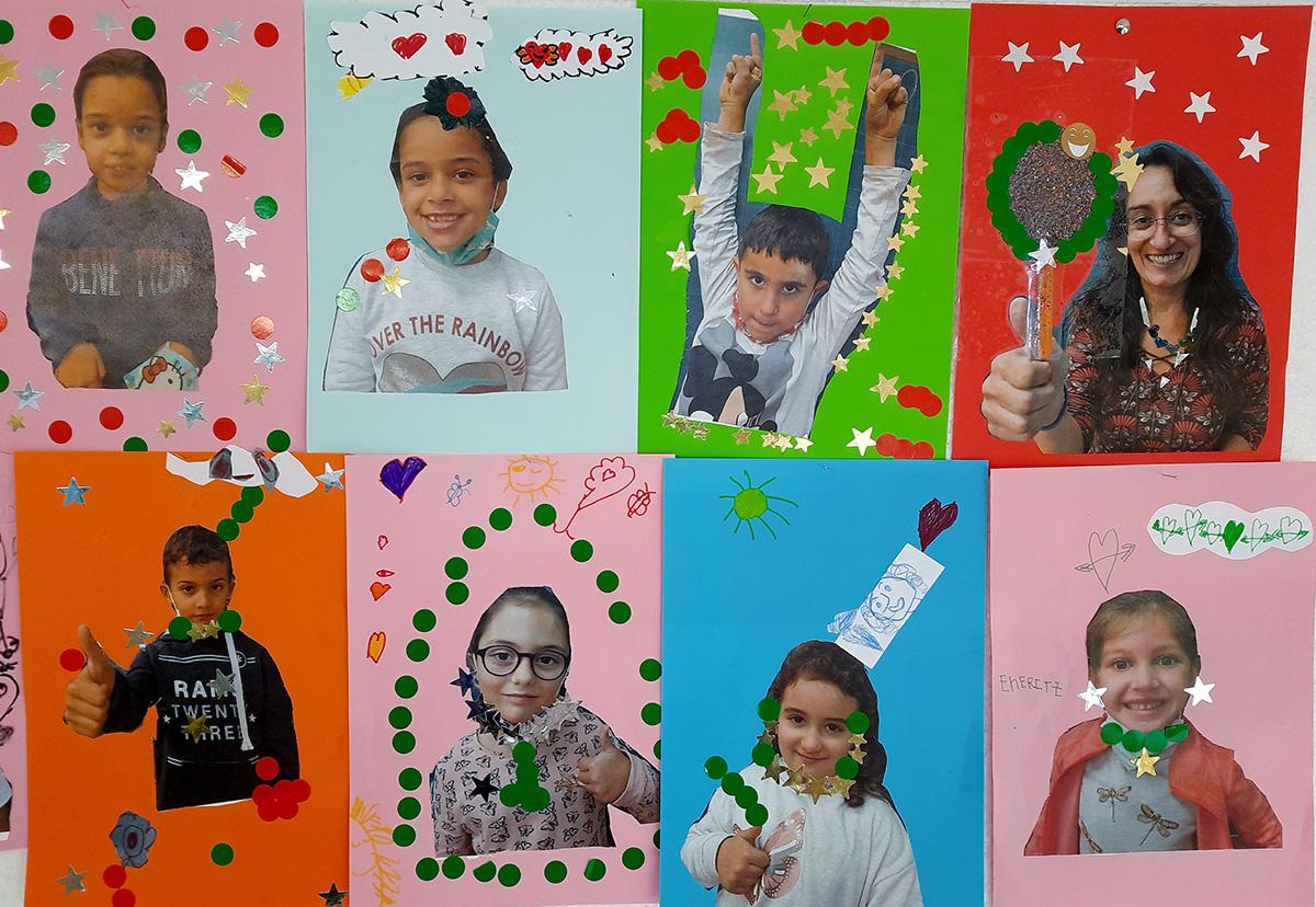 Los escolares del CEIP Arturo Dúo se reinventan: «Yes, we can!»