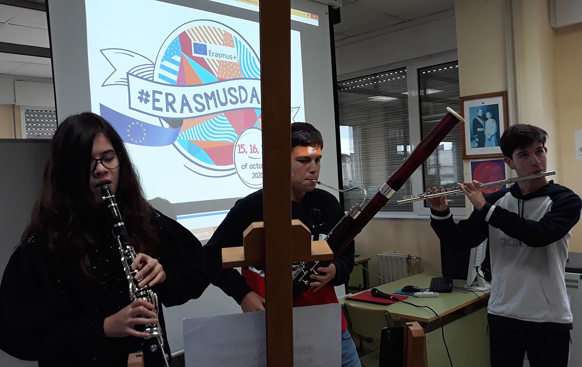 Erasmus Days 2020 en el IES Cantabria