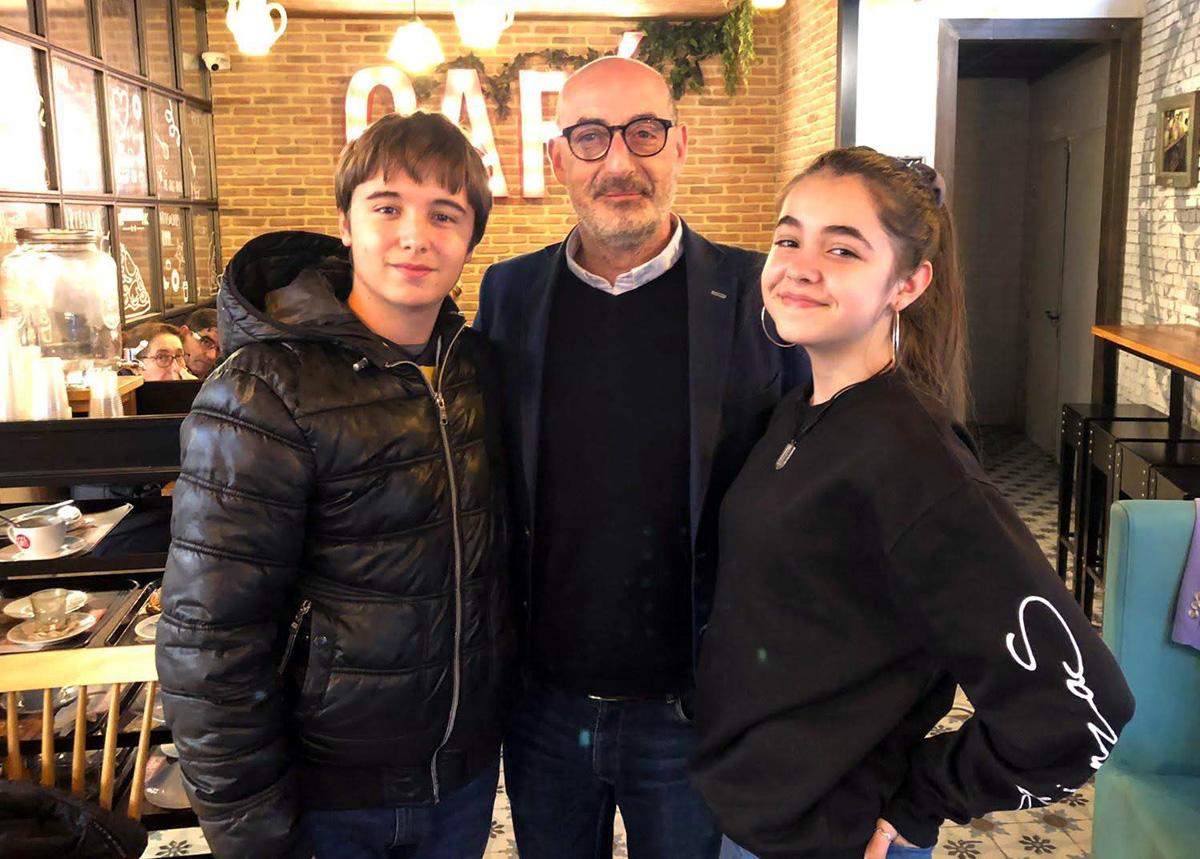 Félix Álvarez: «Siempre he sido un periférico de la política»
