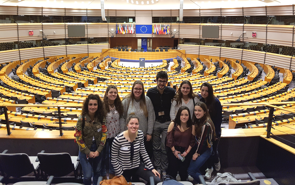 'Discovering Europe Challenge' nos lleva a Bruselas