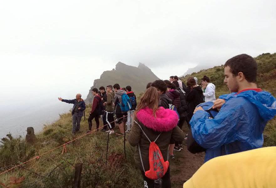 Itinerario geológico por la costa de Cantabria