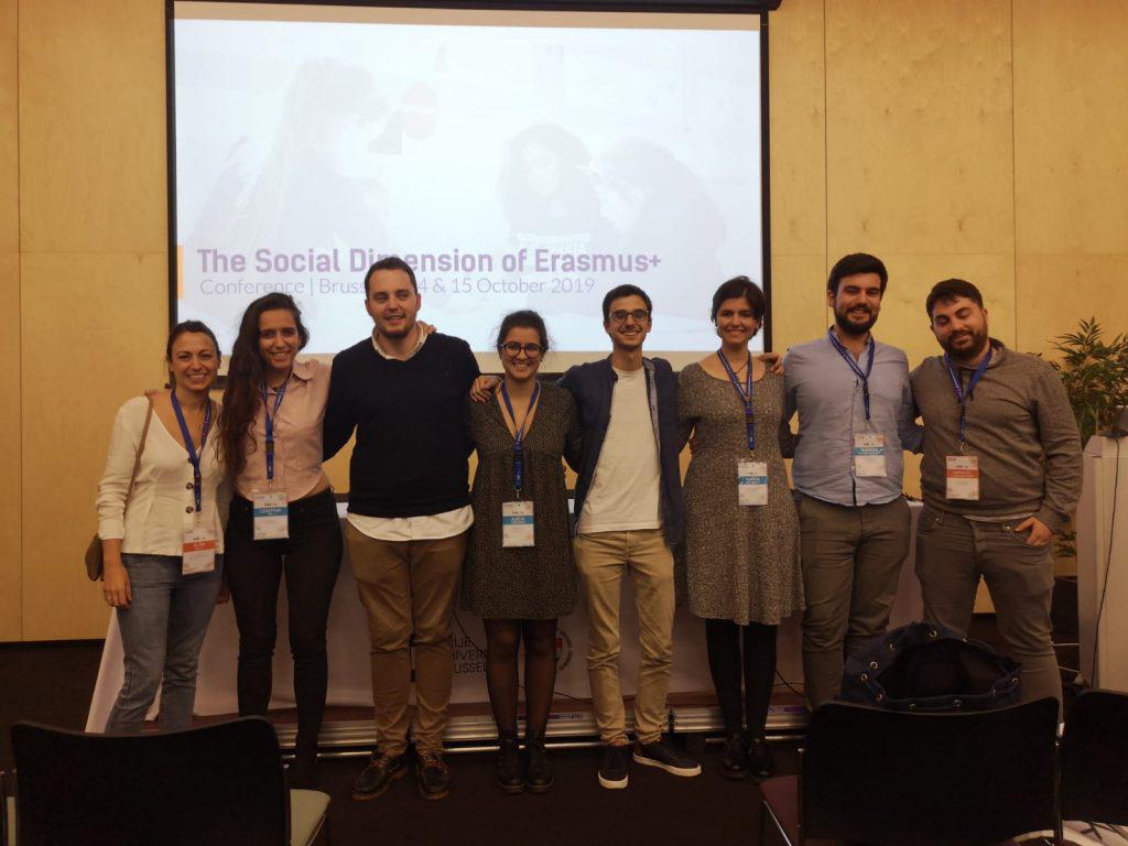 La Paz in the social dimension of Erasmus +