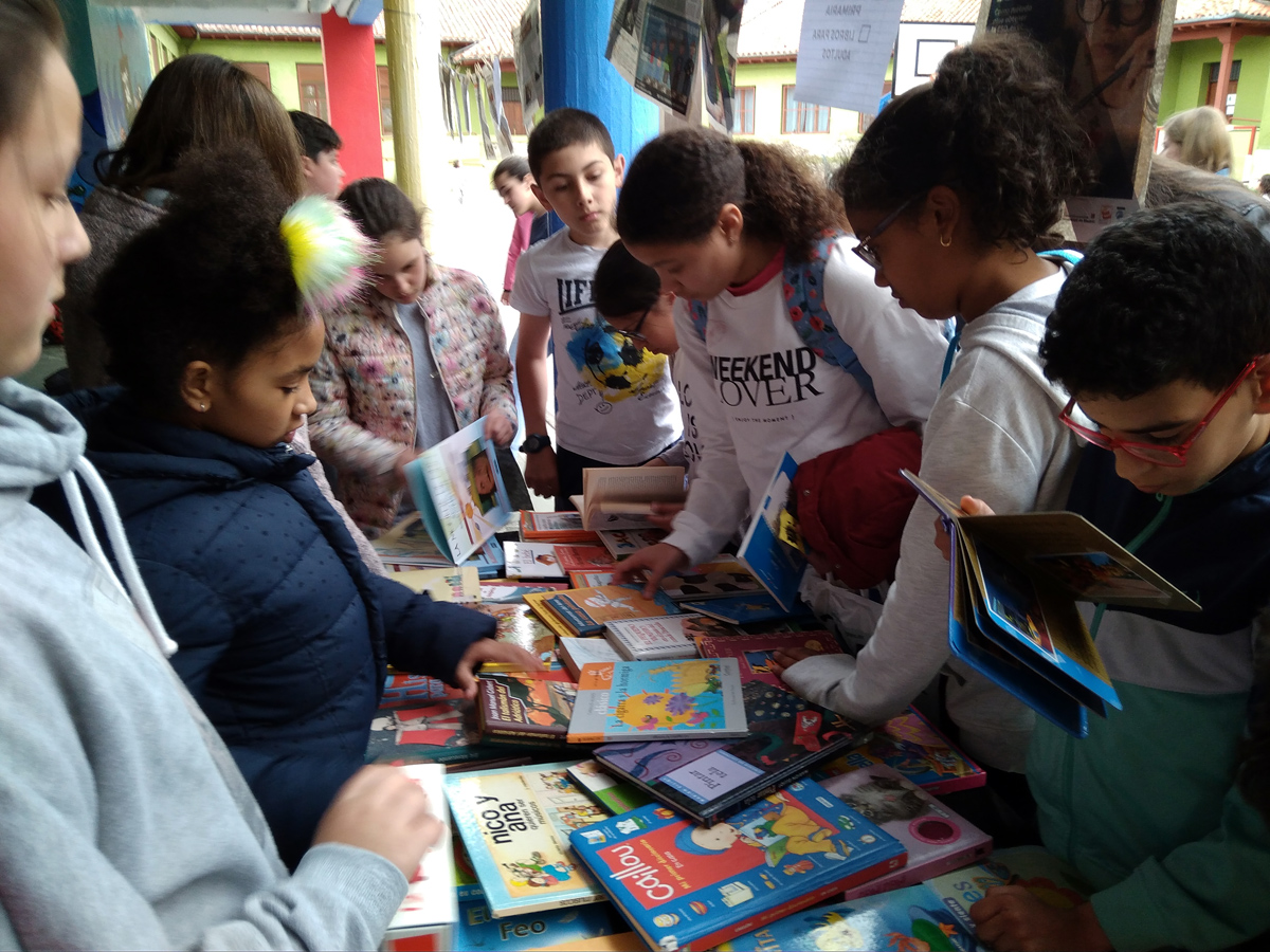 Cuentacuentos y trueques para celebrar la 'Semana del Libro'