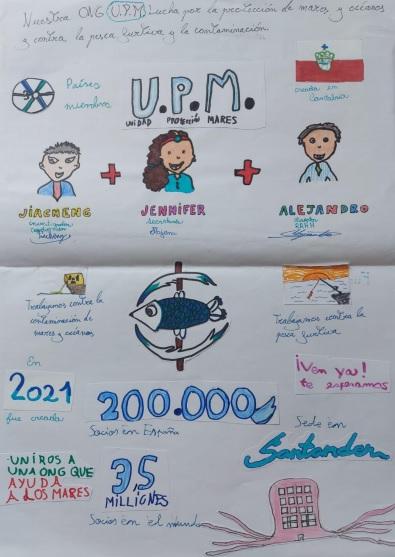 Nace UPM, Unión para la Protección de los Mares