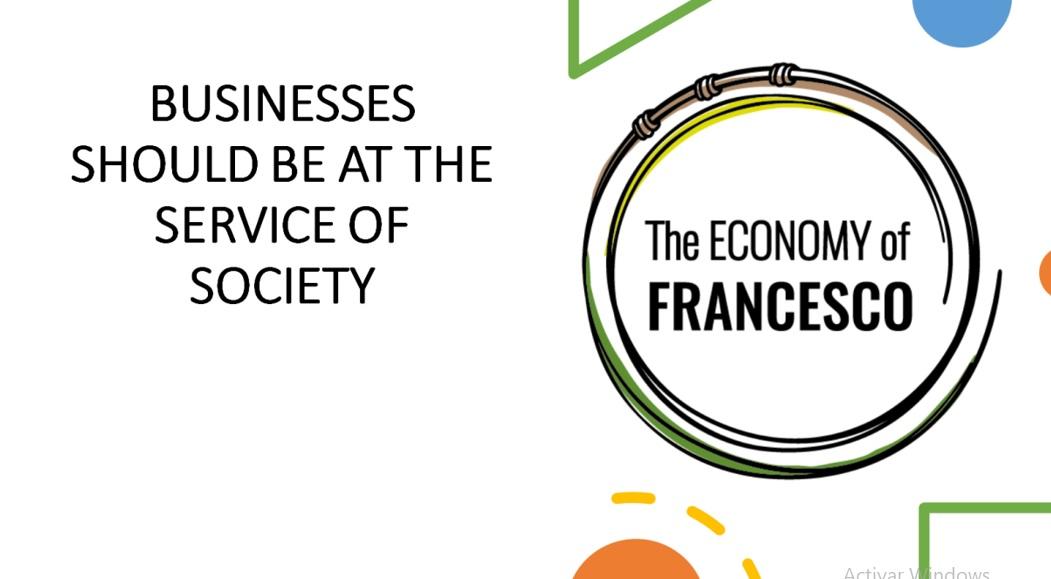 Una nueva economía para un mundo mejor