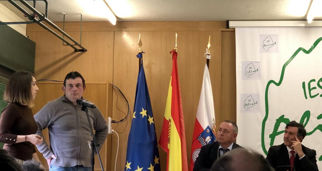 Premio para el CIFP La Granja por el proyecto ecológico 'Ciudad comestible'