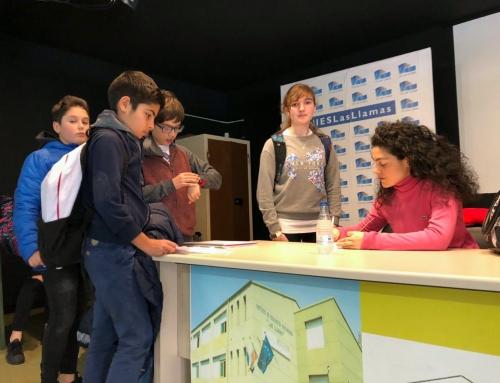 Encuentro literario con Rocío Rueda