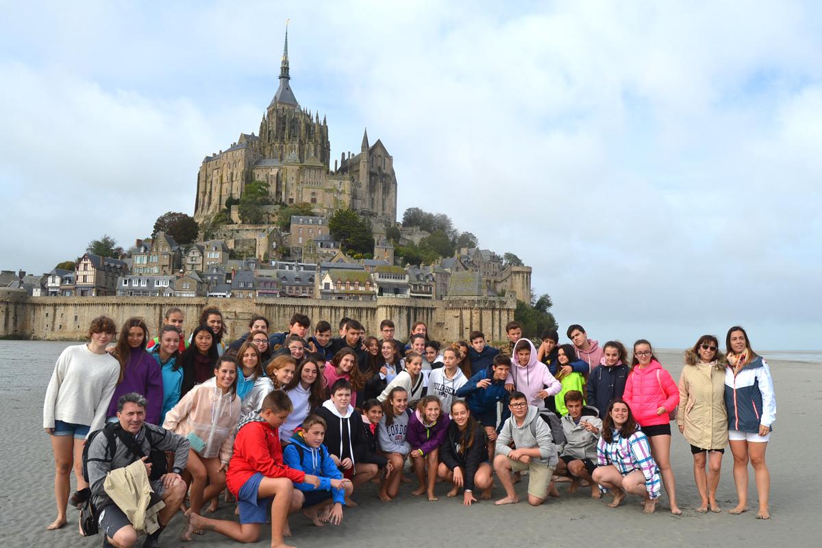Inmersión lingüística y cultural en Francia