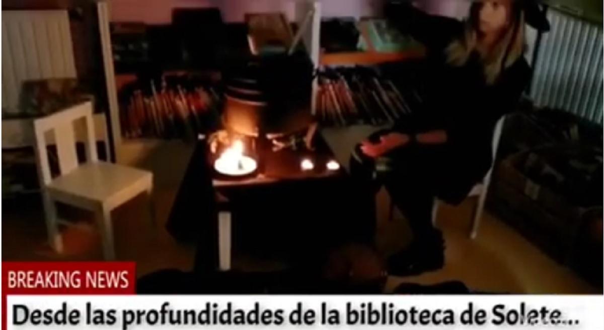 Cuentos terroríficamente virtuales para celebrar el Día de las Bibliotecas Escolares
