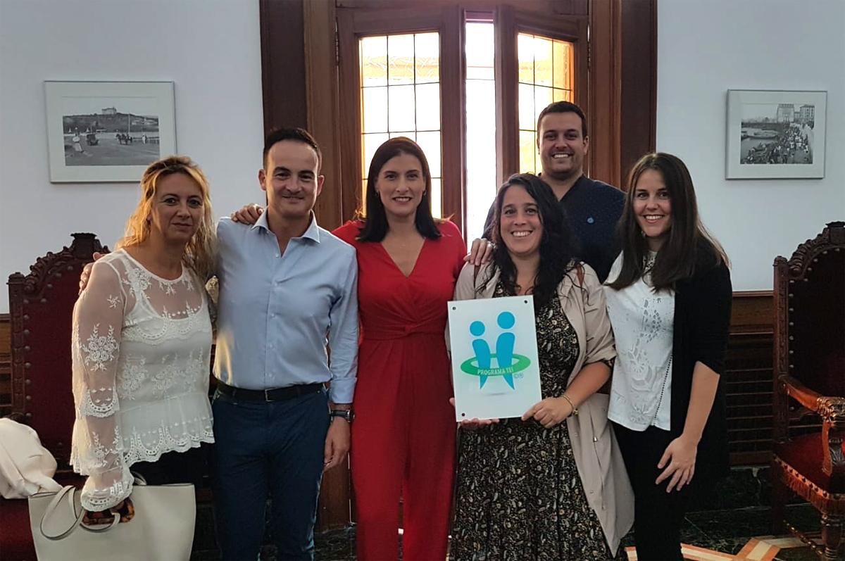 El colegio Purísima Concepción se une al programa TEI
