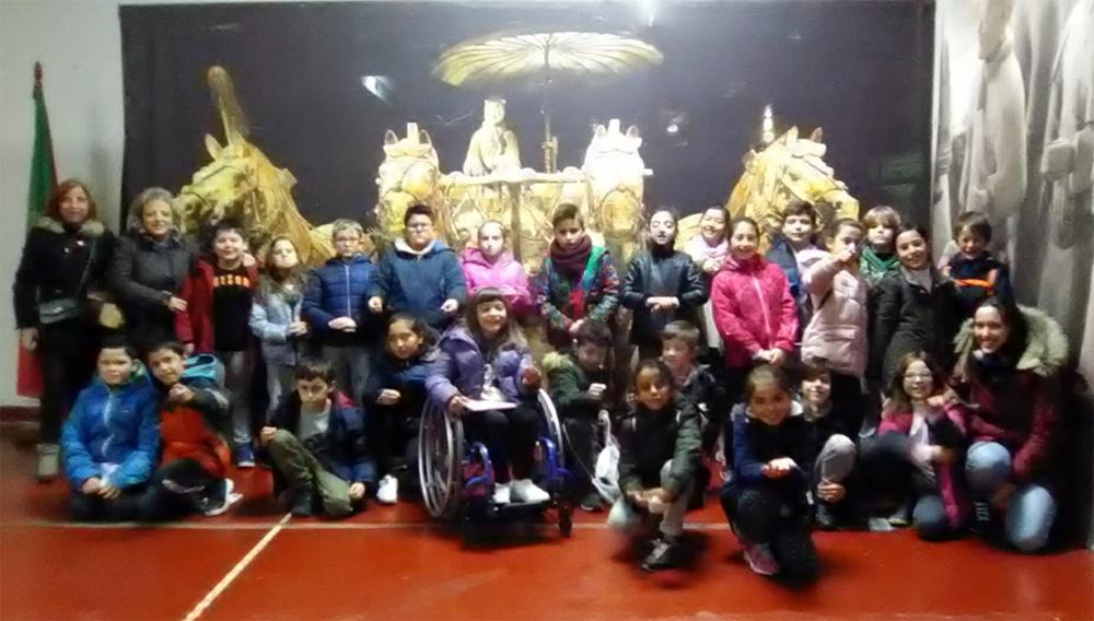 Los guerreros de Terracota dejan Xian y viajan a Torrelavega