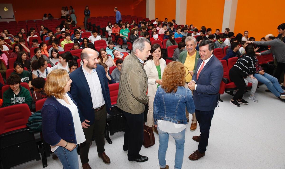 """Mañanes destaca la capacidad de """"tejer alianzas"""" del Proyecto InterAulas"""